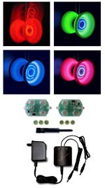 Evolution 4 Diabolo Light Kit