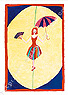 Tightrope Woman card
