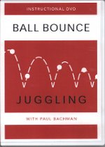 Ball Bounce Juggling with Paul Bachman video