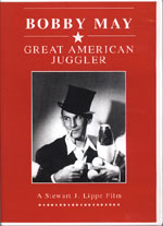 Bobby May: Great American Juggler DVD