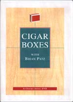 Cigar Boxes with Brian Patz video