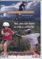 Introduction To Unicycling DVD