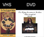 Flying Karamazov Brothers Scrapbook DVD